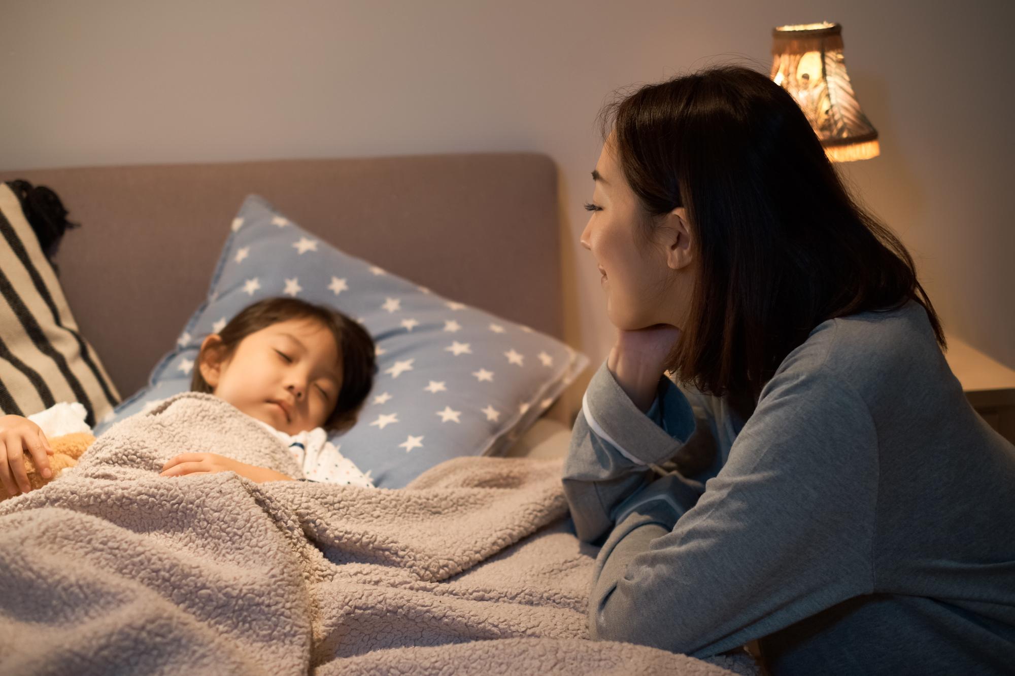 子供の寝かしつけって何歳まで?イライラしないための3つのポイント